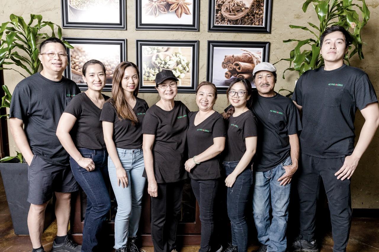 AZ Pho team